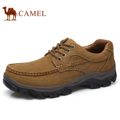 Camel/骆驼男鞋休闲百搭耐磨防滑大休闲鞋轻盈缓震抓地户外休闲鞋