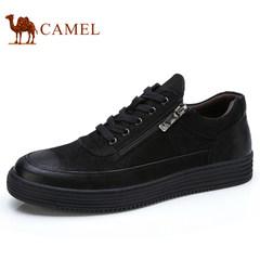 Camel/骆驼男鞋 轻盈时尚运动板鞋潮流滑板日常休闲鞋