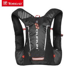探路者背包 2018春夏新款户外时尚多功能轻便跑步背包ZEBG80101
