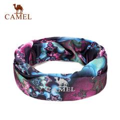CAMEL駱駝戶外男女通用頭巾 柔軟親膚透氣微彈運動跑步多用頭巾
