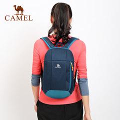 骆驼户外双肩包男女 运动休闲耐磨透湿徒步登山多功能10L双肩背包