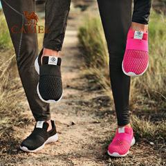 【清仓特卖】骆驼&8264登山队系列 情侣跑步鞋男女舒适休闲鞋网鞋