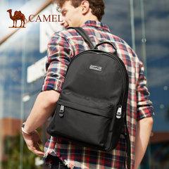 Camel/yabo sports app新款男包男士双肩包时尚休闲背包男韩版潮流旅行包书包