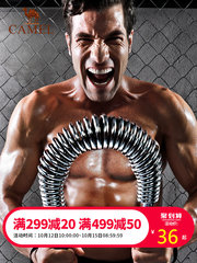 駱駝臂力器健身器材家用男士胸肌手臂鍛煉器材30公斤40KG臂力棒