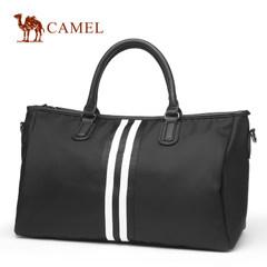骆驼正品男士旅行袋轻便假日旅行包时尚休闲手提袋斜挎包2018新款