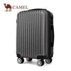 骆驼新款旅行箱静音万向轮男女拉杆箱学生个性24寸商务登机行李箱