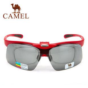 骆驼户外 运动眼镜 太阳镜 骑行防风眼镜 男女款 眼镜A4S2A3003