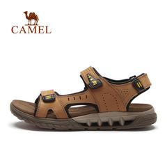 CAMEL骆驼户外沙滩鞋 2015春夏上新男款 防滑减震耐磨凉鞋沙滩鞋