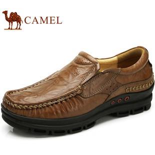 camel 骆驼女鞋 2013秋季新款真皮女士皮鞋低帮鞋休闲鞋潮流女鞋