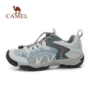骆驼户外溯溪鞋 2014年新款 透气耐磨女款溯溪鞋 涉水鞋A92149609