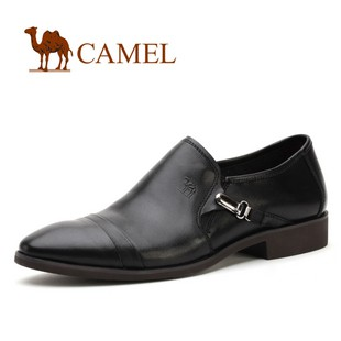 骆驼品牌camel商务正装男鞋