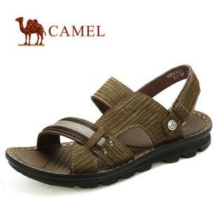 骆驼品牌camel舒适时尚凉鞋男鞋
