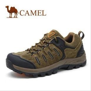 camel骆驼 男鞋 2011新款户外鞋 透气防滑登山鞋 徒步鞋 1660066