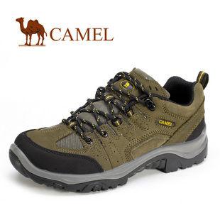 新品!CAMEL骆驼 男鞋 耐磨休闲运动 户外登山鞋2205001