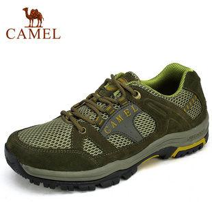 骆驼户外鞋 2012新款 低帮 溯溪鞋 徒步鞋 户外鞋男正品 82330601