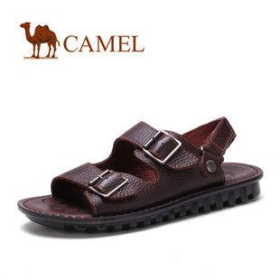 CAMEL美国骆驼 男鞋 2011新款清凉舒适男士沙滩休闲凉鞋2100177
