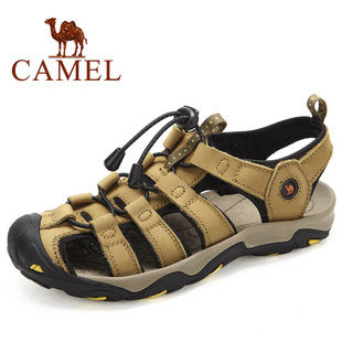 camel 骆驼 男鞋 沙滩鞋 溯溪鞋 2012夏日新款82309601