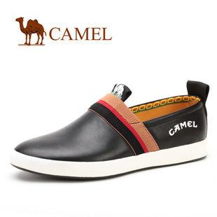 CAMEL 骆驼 男鞋 板鞋 时尚百搭 日常休闲鞋 休闲皮鞋 2012春款2007008