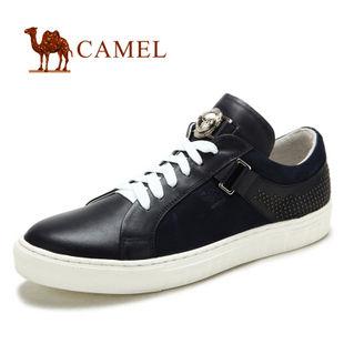 camel 骆驼 2012春款男鞋 头层牛皮日常休闲鞋 2092600