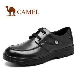 CAMEL 骆驼正品 男鞋 热卖时尚商务正装男士休闲皮鞋 2005028