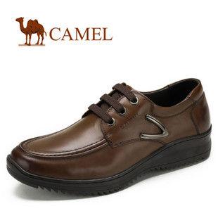 2011秋冬新款特价!CAMEL骆驼 男鞋 经典热卖 绅士商务休闲皮鞋 2005029