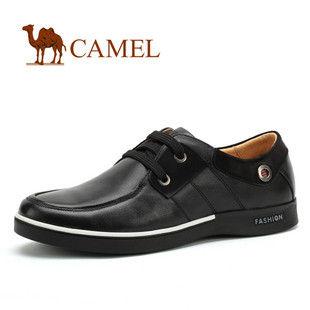 CAMEL美国骆驼男鞋休闲鞋2010031 正品 商务休闲鞋 正装男鞋