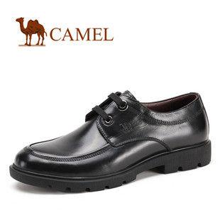 都市新贵 camel 骆驼 男鞋 休闲皮鞋商务 正装 皮鞋 2155035
