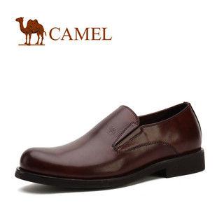 CAMEL美国骆驼 套脚正装男鞋 简洁时尚魅力商务休闲鞋0050391