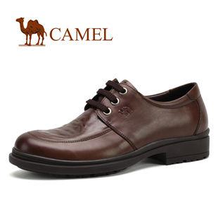 美国骆驼camel-0334071- 商务正装男式鞋 皮鞋 增高鞋