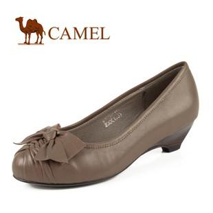 骆驼品牌camel舒适时尚休闲女鞋