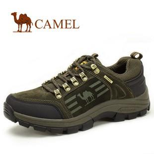 骆驼品牌camel舒适户外登山女鞋