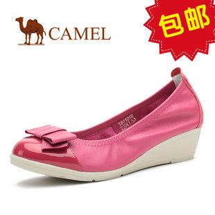 骆驼女鞋camel-1001058-美国骆驼女鞋单鞋平底休闲鞋2011春夏新款