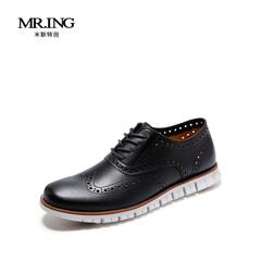 Mr.ing2015时尚新款雕花布洛克潮鞋透气运动休闲轿跑鞋男鞋A1192