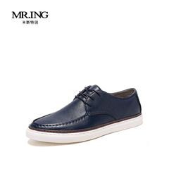 Mr.ing2016新品真皮休闲男鞋男士时尚韩版商务皮鞋C1095