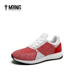 Mr.ing一针一线时尚舒适运动鞋透气潮流平板户外跑步潮鞋 A1505